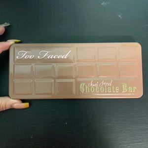 Too faced semi sweet chocolate pallete